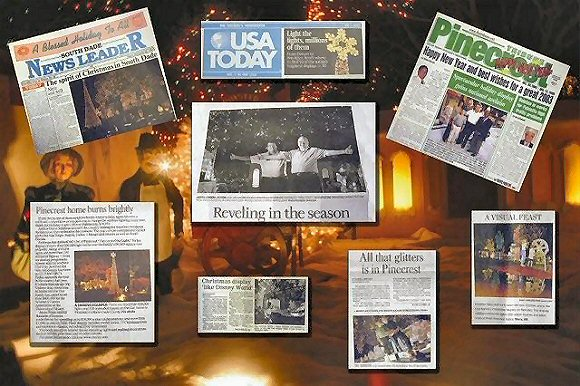 Newspaper headline samples about Clot Xmas